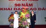 Thư chúc mừng nhân dịp Đại lễ kỷ niệm Khai đạo Cao Đài năm 2019