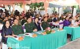 Đại tướng Ngô Xuân Lịch dự Ngày hội Đại đoàn kết toàn dân tộc tại huyện Kim Bảng