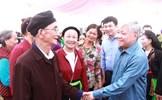 Bộ trưởng, Chủ nhiệm Ủy ban Dân tộc dự Ngày hội Đại đoàn kết tại Quảng Ninh