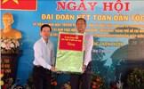 Trưởng Ban Tuyên giáo Trung ương dự Ngày hội Đại đoàn kết toàn dân tộc tại TP. Hồ Chí Minh
