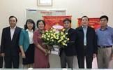 Lãnh đạo MTTQ tỉnh Tuyên Quang chúc mừng Hội Cựu giáo chức và Hội Khuyến học tỉnh