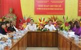 Ban Dân chủ - Pháp luật dự sinh hoạt chuyên đề: Tư tưởng Hồ Chí Minh về dân chủ ở cơ sở