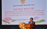 Chuẩn bị kỷ niệm 30 năm thành lập Hội Cựu chiến binh Việt Nam