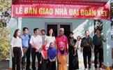 Bình Phước: Bàn giao nhà Đại đoàn kết cho hộ nghèo tại huyện Đồng Phú