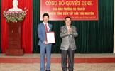 Công bố Quyết định bổ nhiệm Tổng Biên tập Báo Thái Nguyên