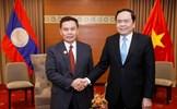 Tăng cường trao đổi, học tập kinh nghiệm về công tác dân tộc giữa hai nước Việt Nam - Lào