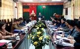 Mặt trận Trung ương làm việc về công tác giám sát cán bộ, đảng viên tại tỉnh Hà Giang