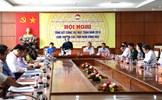 Cụm thi đua các tỉnh Nam sông Hậu tổng kết công tác Mặt trận năm 2019