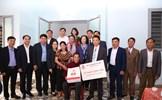 Trưởng Ban Dân vận Trung ương Trương Thị Mai trao nhà tình nghĩa tại Nghệ An