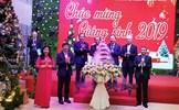 Tỉnh Thanh Hoá chúc mừng Giáng sinh 2019 tại Giáo phận Thanh Hóa