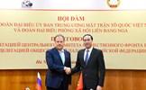 Đẩy mạnh trao đổi, hợp tác giữa MTTQ Việt Nam và Phòng Xã hội Liên bang Nga