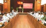 Kiểm tra công tác giám sát cán bộ, đảng viên và công tác cán bộ tại Đà Nẵng