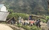 MTTQ Hà Nội hỗ trợ nạn nhân sập tường nhà ở Hà Giang
