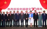 Kỷ niệm 70 năm Ngày thiết lập quan hệ ngoại giao Việt Nam - Trung Quốc