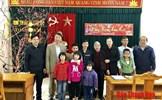 Phó Chủ tịch Trương Thị Ngọc Ánh tặng quà Tết tại tỉnh Thanh Hóa
