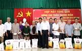 Chủ tịch Trần Thanh Mẫn tặng quà Tết gia đình chính sách, hộ nghèo tại Sóc Trăng