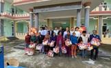 Tập đoàn BRG chia sẻ yêu thương cùng người dân miền Trung