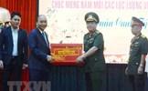 Thủ tướng Nguyễn Xuân Phúc chúc Tết các đơn vị tại Đà Nẵng