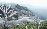 Miền bắc rét đậm, vùng núi xuất hiện băng giá