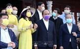 Thủ tướng kiểm tra công tác phòng, chống dịch nCoV tại Thừa Thiên - Huế