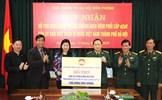 Mặt trận Hà Nội hỗ trợ Bộ đội Biên phòng Lạng Sơn phòng dịch Covid-19