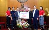 Tập đoàn AMACCAO ủng hộ 100.000 chai nước tinh khiết, góp sức phòng, chống dịch COVID-19