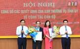 Bắc Ninh, Thái Bình, Thái Nguyên và Hải Phòng công bố nhân sự mới