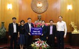 Học viện Chính trị Quốc gia Hồ Chí Minh chung tay phòng, chống dịch Covid-19