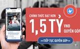 Người dùng VinID ủng hộ hơn 1,5 tỷ đồng cho công tác phòng, chống Covid-19