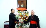 Chủ tịch Trần Thanh Mẫn gửi thư chúc mừng Lễ Phục sinh năm 2020