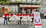 SeABank tặng nhu yếu phẩm cho người nghèo trong mùa dịch Covid-19