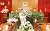 Bổ nhiệm Phó Giám đốc Học viện An ninh nhân dân