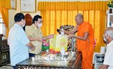 Đồng bào Khmer đón Tết cổ truyền: Trọn đạo - An toàn