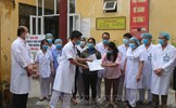 Ba bệnh nhân mắc COVID-19 của Công ty Trường Sinh được công bố khỏi bệnh