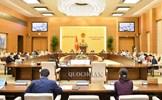 Khai mạc Phiên họp thứ 44 của Ủy ban Thường vụ Quốc hội vào ngày 20/4
