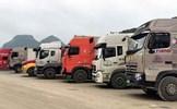 Tập trung giải phóng hàng nông sản xuất khẩu tồn đọng tại cửa khẩu