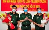 Bổ nhiệm Phó Tư lệnh Quân khu 7, Tham mưu trưởng Bộ Tư lệnh TPHCM