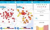 Không khí ở Hà Nội trở lại vị trí ô nhiễm nhất thế giới