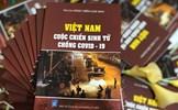"""Ra mắt sách """"Việt Nam - Cuộc chiến sinh tử chống Covid-19"""""""