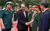 Thủ tướng thăm, làm việc tại Quân chủng Phòng không-Không quân