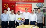 Nhà báo Lê Anh Đạt làm Phó Tổng Biên tập Báo Đại đoàn kết