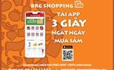 BRG chính thức triển khai ứng dụng bán hàng trực tuyến BRG Shopping