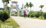 Huyện Bình Lục, tỉnh Hà Nam đạt chuẩn nông thôn mới