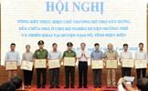 Tổng kết công tác hỗ trợ xây dựng, sửa chữa nhà ở cho các hộ nghèo huyện Mường Nhé, tỉnh Điện Biên