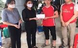 MTTQ tỉnh Hòa Bình hỗ trợ gia đình có người bị đuối nước ở huyện Kim Bôi