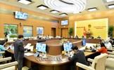 Sáng nay, khai mạc Phiên họp 45 của Ủy ban Thường vụ Quốc hội
