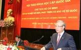 Làm sâu sắc hơn những giá trị to lớn của tư tưởng, đạo đức, phong cách Hồ Chí Minh