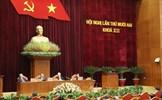Ngày làm việc thứ nhất Hội nghị Trung ương 12