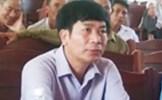 Tạm dừng nhiệm vụ đối với Trưởng Ban Nội chính Tỉnh ủy Thái Bình