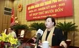 Quyết định nhiều vấn đề quan trọng để phát triển kinh tế-xã hội Thủ đô